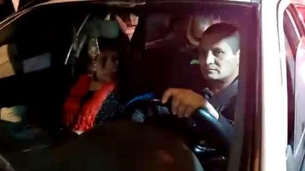 Crimen en SMP: Abogada dice que taxista dejó todos los paquetes en un solo punto y que fue engañado
