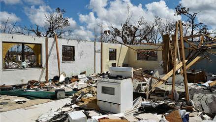 Después de huracán Dorian, Bahamas es amenazada por los vientos de Humberto