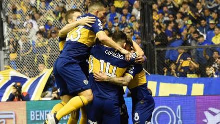 Boca Juniors venció 1-0 a Estudiantes y trepó a la cima de la Superliga Argentina