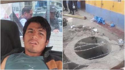 Huánuco: Cadáver de joven enfermera desaparecida hace 14 días fue hallado enterrada en un pozo