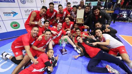 Perú quedó quinto en el Sudamericano de Voleibol Masculino y obtiene cupo al Preolímpico rumbo a Tokio 2020