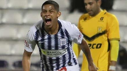 Alianza Lima aún no renueva con Kevin Quevedo: