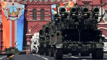 Rusia despliega misiles antiaéreos S-400 en el Ártico