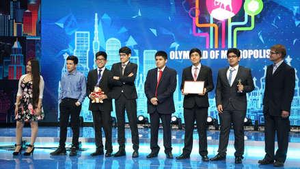 Estudiantes peruanos brillan en Olimpiada de Matemáticas en Rusia