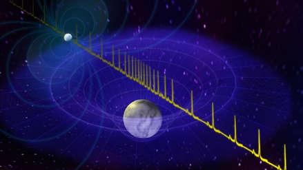 Detectan la estrella de neutrones más gigantesca del universo