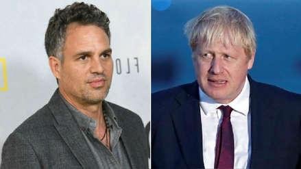 Mark Ruffalo le da lección sobre Hulk al primer ministro británico:
