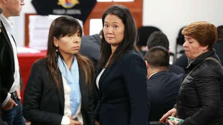 Keiko Fujimori se quedaría entre