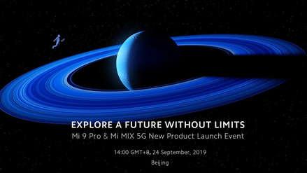 No se cansa: Xiaomi presentará dos celulares 5G el 24 de septiembre