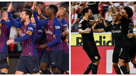 Barcelona vs. Borussia Dortmund: ¿cuánto pagan las casas de apuestas por una victoria azulgrana en Champions?