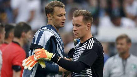¡Sigue la tensión! Ter Stegen le respondió a Manuel Neuer: