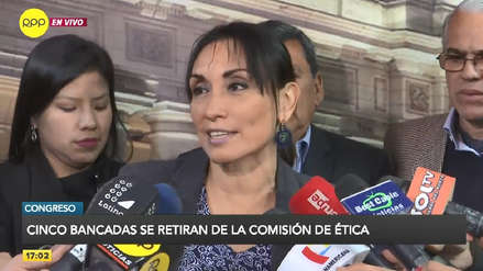 Patricia Donayre pide a Janet Sánchez que insista con proyecto para recomponer Comisión de Ética