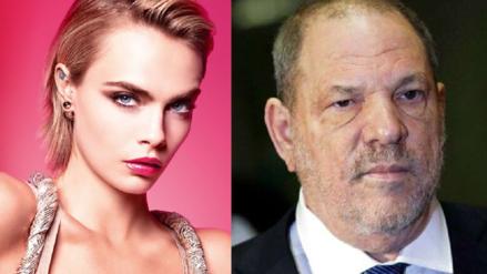 """Cara Delevingne revela que Harvey Weinsten le dijo que """"nunca llegaría a la industria como una mujer gay"""""""