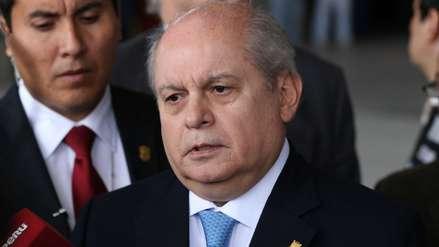 Pedro Cateriano: