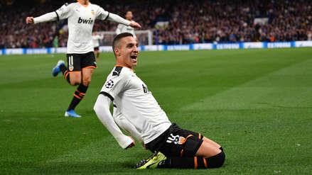 Sorpresa en Stamford Bridge: Valencia derrotó 1-0 al Chelsea con gol de Rodrigo
