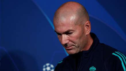 Zinedine Zidane sobre Eden Hazard: