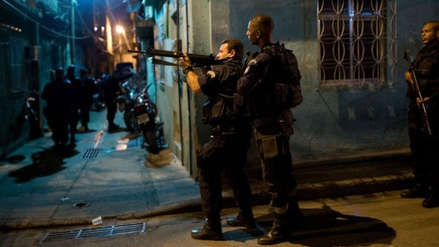 Cuatro muertos y tres heridos en una operación policial en Río de Janeiro