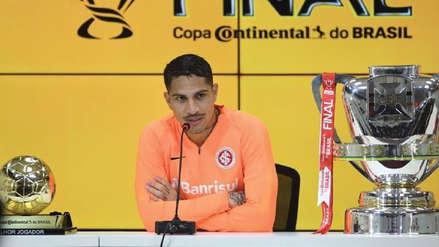 ¡Quiere el título! Paolo Guerrero previo a la final de la Copa Brasil: