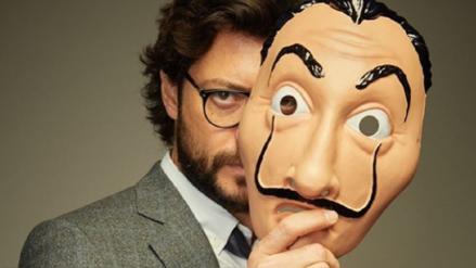 """Álvaro Morte, de 'El Profesor' en """"La Casa de Papel"""" a un cocinero en la serie """"The Head"""""""