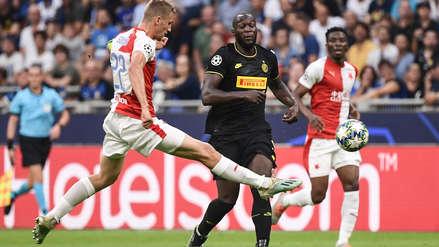 Inter de Milán vs. Slavia Praga: resultado, crónica y mejores jugadas del partido por el Grupo F de la Champions League