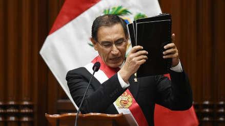 Un 78 % de peruanos cree que el Congreso tiene una actitud obstruccionista con el proyecto de adelanto de elecciones