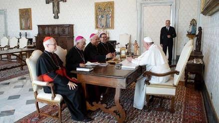Presidencia del CELAM presentó al Papa Francisco los avances de su proceso de reestructuración