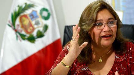 Janet Sánchez niega vinculación de Comisión de Ética con Fuerza Popular