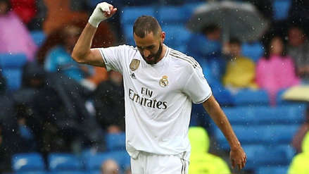 La negativa racha de Karim Benzema ante el PSG que espera romper esta semana
