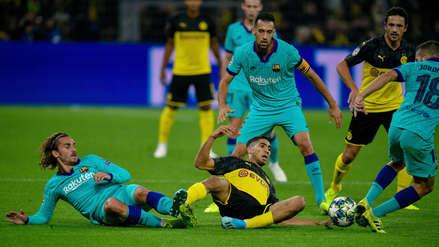 Barcelona vs. Borussia Dortmund: resultado, crónica y mejores jugadas del partido por el Grupo F de la Champions League