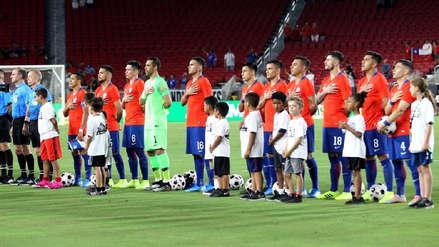 Chile confirmó amistoso contra Colombia en fecha FIFA de octubre