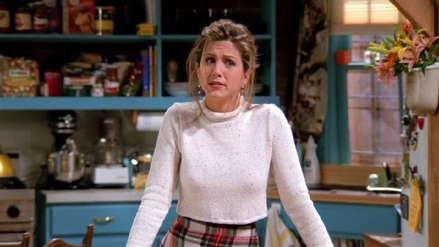 """Antes de """"Friends"""", productores le dijeron a Jennifer Aniston que para tener éxito debía bajar 15 kilos"""