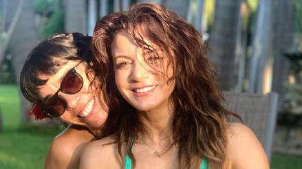 Silvia Navarro niega ser homosexual y afirma que mujer a la que dijo amar es