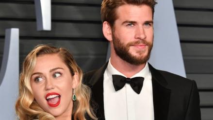 Liam Hemsworth se enteró de su divorcio con Miley Cyrus a través de las redes sociales