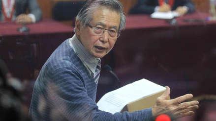 Defensa de Alberto Fujimori presentó un hábeas corpus para revertir resolución que anuló indulto
