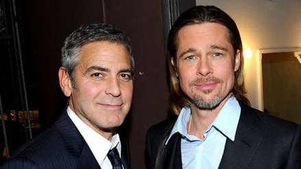 Brad Pitt le pregunta a la NASA quién fue mejor astronauta en el cine: ¿Él o George Clooney?