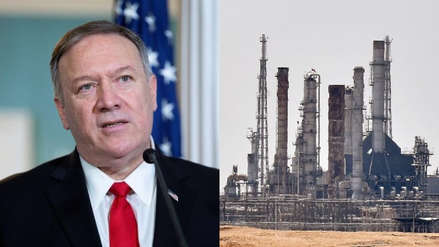 EE.UU. envía a Mike Pompeo a Arabia Saudí para coordinar su respuesta ante ataques