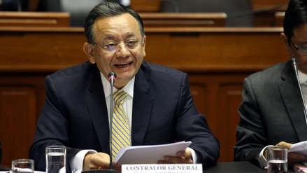 Edgar Alarcón dice que recibió presiones del gobierno de Kuczynski por aeropuerto de Chinchero