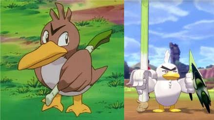 Después de 23 años, Farfetch'd tendrá una evolución en Pokémon