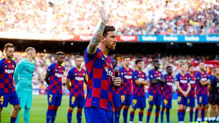 ¡Récord mundial! Barcelona presentó presupuesto que superará los 1.000 millones de euros