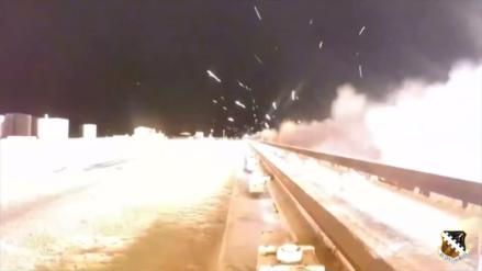 Este vehículo hipersónico es tan veloz que apenas puede ser visto por una cámara [VIDEO]