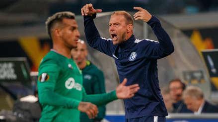 Con el pie izquierdo: Saint Etienne de Trauco perdió 3-2 ante Gent por la Europa League
