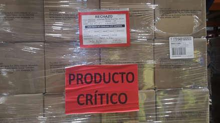 Digemid ordena retirar del mercado peruano toallitas húmedas Huggies contaminadas