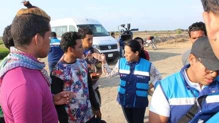Migraciones y la Policía intervinieron a más de 150 extranjeros indocumentados en Tumbes