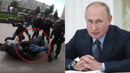 """""""Esto es un escandaloso error"""": Artistas reclaman a Putin por polémica detención y condena de actor [VIDEO]"""