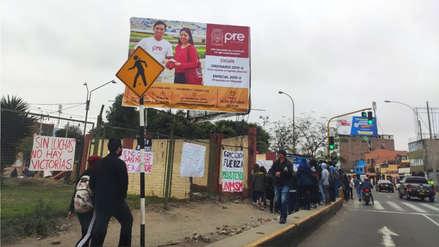Rector suspende intervención policial a San Marcos por reunión con Muñoz y ministra de Educación