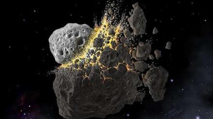 Polvo de un asteroide favoreció la biodiversidad en la Tierra