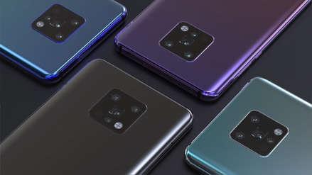 Así lucen los primeros videos grabados con la cámara ultra lenta del Huawei Mate 30
