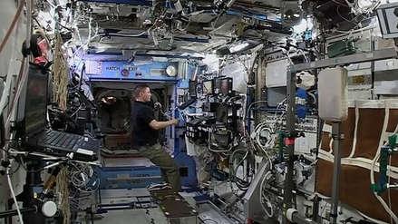 Rusia desarrollará un robot para labores fuera de la Estación Espacial Internacional