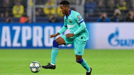 Confirmado: Ansu Fati recibió nacionalización española y podrá jugar en el Mundial Sub-17