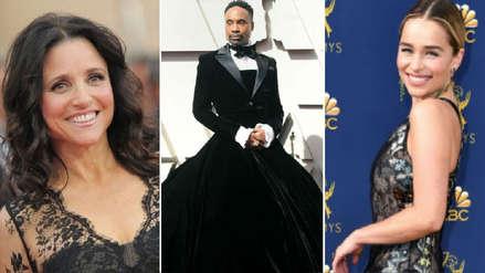 ¿Listo para la alfombra roja? Estas son las tendencias de la moda que se verán en los Emmy 2019