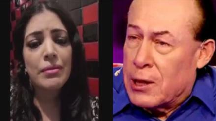 """Clara Seminara a comediantes del """"Wasap de JB"""